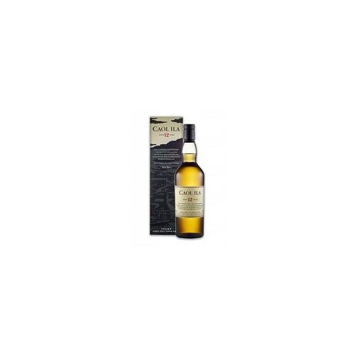 Diageo Caol Ila 12 years Islay Malt Whisky 43% 0,7l