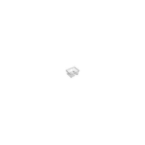 Pyramis Geschirrkorb Edelstahl 073024801