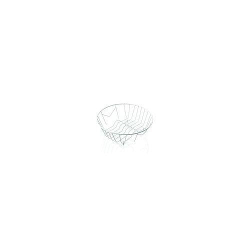 Pyramis Geschirrkorb weiß 525000501