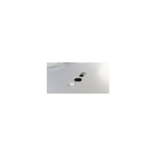 Naber Deckel für Pix-Steckdose 7053112 weiß