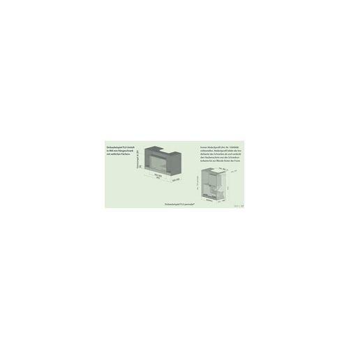 berbel Abdeckleiste BEH 90 FLU für Einbau Schrank mit Gewürzregal 1090008