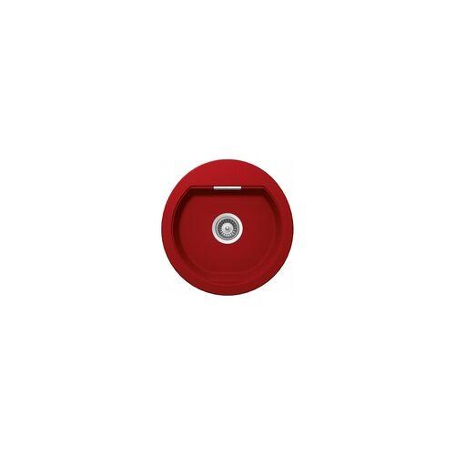 Schock Einbauspüle Mono R-100 U Rouge