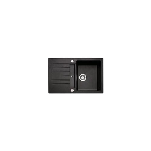 Naber Einbauspüle Corto 780 Granit nero 1106041