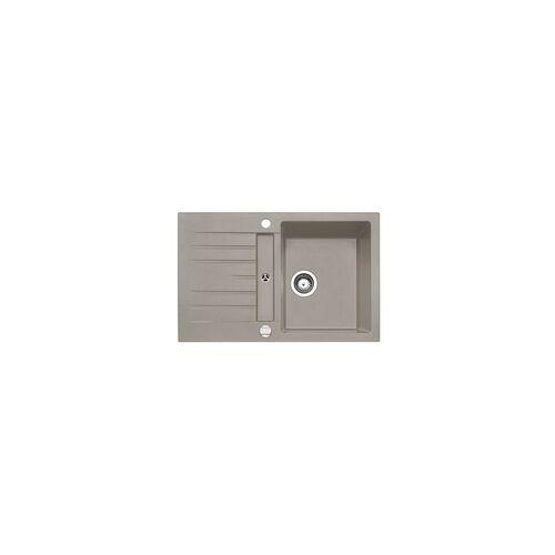 Naber Einbauspüle Corto 780 Granit concrete 1106046