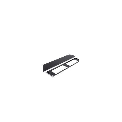 Novy Deckenanschlussplatte Schwarz für Mood 7552500