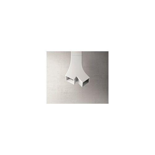 Elica Inselhaube Ye WH/A/66 Abluft 66cm Cristalplant Weiß PRF0098375