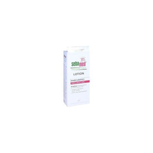 sebamed Trockene Haut Parfumfrei Lotion Urea 10%