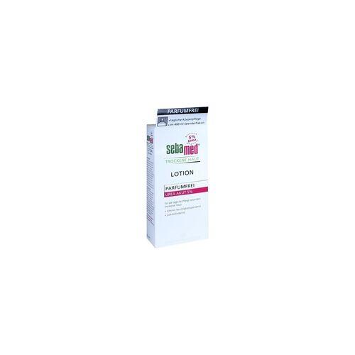 sebamed Trockene Haut Parfumfrei Lotion Urea 5%