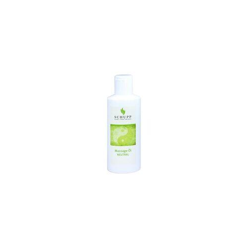 Schupp Gmbh & Co.kg Massageöl neutral