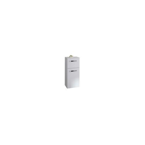 Pelipal Highboard Focus 4010 in weiß Hochglanz