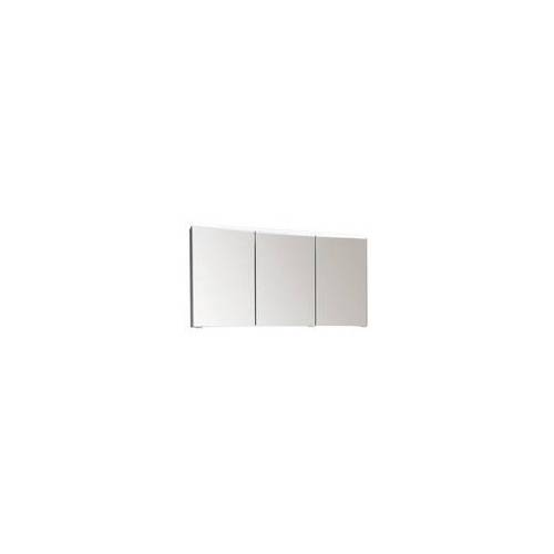 Puris Spiegelschrank Speed in weiß Hochglanz