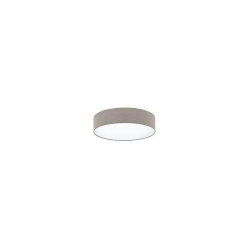 Eglo Deckenleuchte Revilla 1 in anthazit/braun, 38 cm