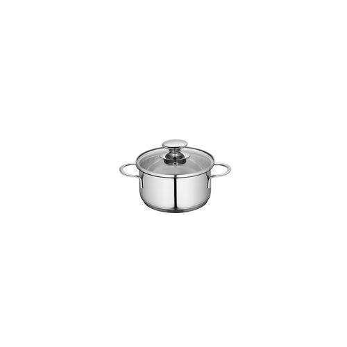 Küchenprofi Mini Topf aus Edelstahl, 14 cm