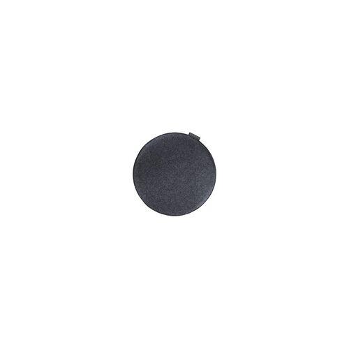 Magma Heimtex Magma Sitzkissen Avaro in anthrazit, 35 cm