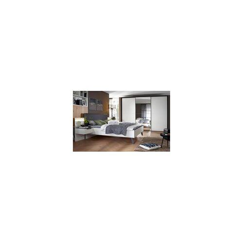 Vito Schlafzimmer 4014 in alpinweiß mit Schwebetürenschrank