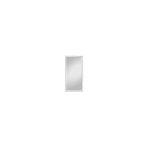 Spiegelprofi Rahmenspiegel Pius in weiß, 100 x 200 cm
