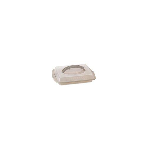 Kela Tortenbutler Deli in opalgrau, 45 x 30 x 9 cm
