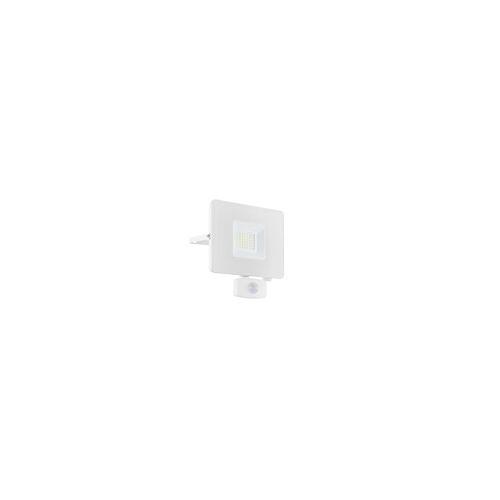Eglo LED-Außenwandleuchte Faedo 3 in weiß, 19 cm