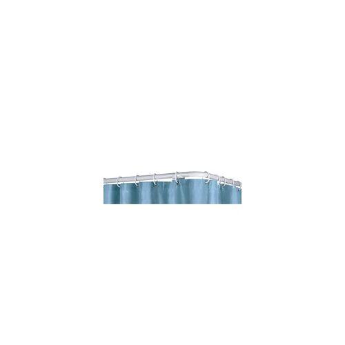 Kleine Wolke Duschvorhang-Ringe in weiß