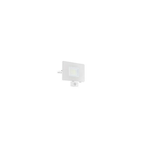 Eglo LED-Außenwandleuchte Faedo 3 in weiß, 20 cm