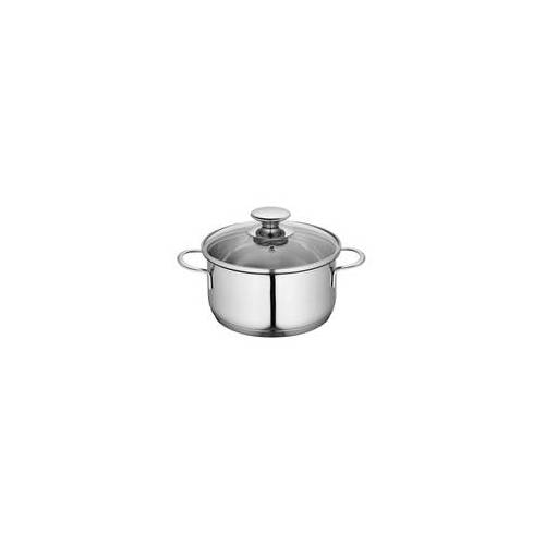 Küchenprofi Mini Topf aus Edelstahl, 16 cm