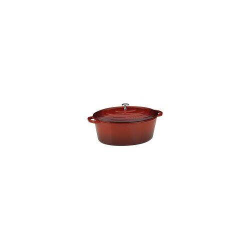 Kela Bräter Calido in rot/oval, 9,5 l