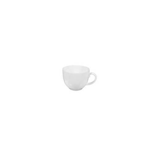 Seltmann Weiden Kaffeetasse Rondo Liane in weiß, 0,21 l
