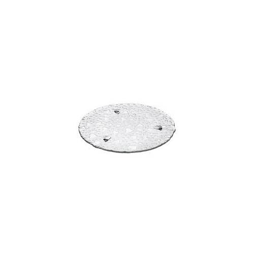 Glas Koch Tortenplatte Heart, 34 cm