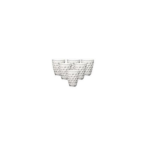Van Well Longdrinkbecher-Set Dots 39 cl, 6-teilig