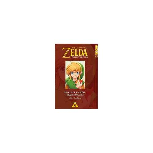 The Legend of Zelda Perfect Edition 02: Oracle of Seasons / Oracle of Ages