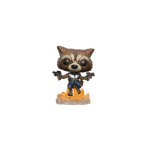 POP! Guardians of the Galaxy 2 - Vinyl Wackelkopf-Figur Rocket Raccoon
