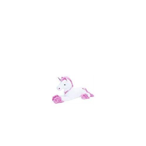 Einhorn - Plüschfigur weiß