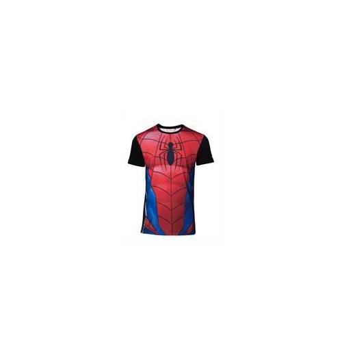 Bioworld Merchandising Marvel Spider-Man - T-Shirt Print (Größe M)