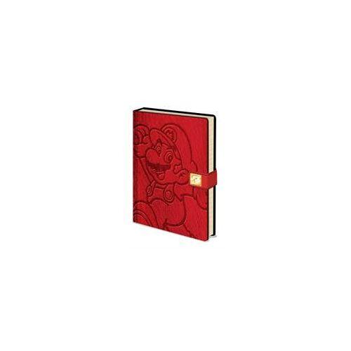 Super Mario - Premium Notizbuch A5 Mario
