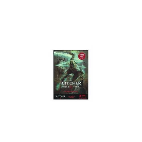 The Witcher 3 - Puzzle Ciri und die Wölfe