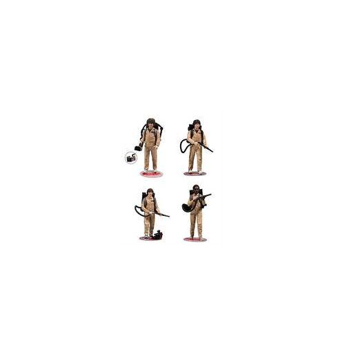 Stranger Things - Figur 4er-Set Ghostbusters