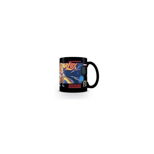 Super Nintendo - Tasse Star Fox