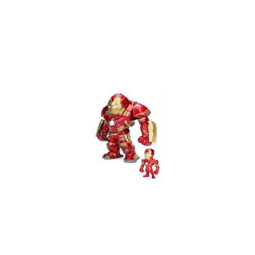 Iron Man - Figur Hulkbuster und Iron Man