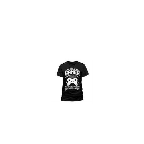 Gamer - T-Shirt I'm a Gamer (Größe M)