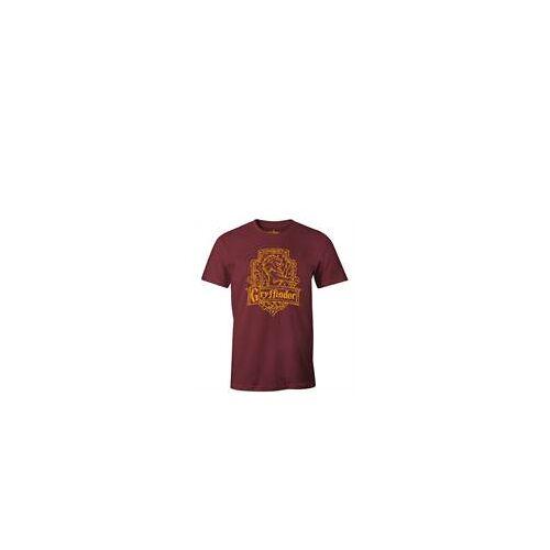 Harry Potter - T-Shirt Gryffindor (Größe M)