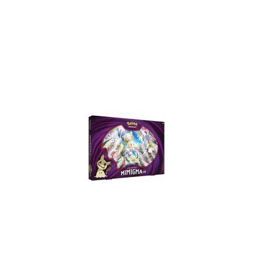 Pokémon Sammelkartenspiel: Mimigma-GX Box