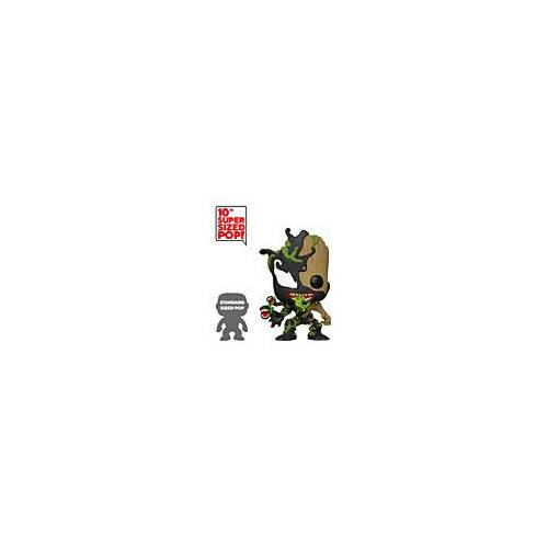 Funko Marvel - POP!-Vinyl Figur Venomised  Groot (super sized)