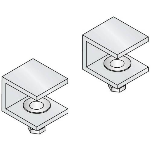 C+P Einzel Tischklemme 56800-741