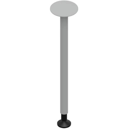 MDD Gerader StützFuß mit Höhenverstellung, N45