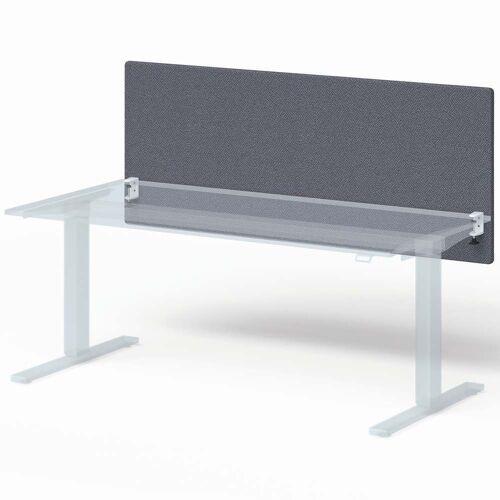 BISLEY VARIA Schreibtisch mit Screen Basic (h65xb180cm) Sichtblende