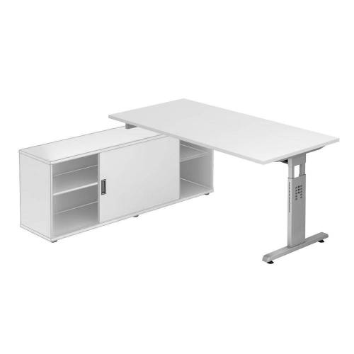 EXPRESS OSE Schreibtisch mit Sideboard