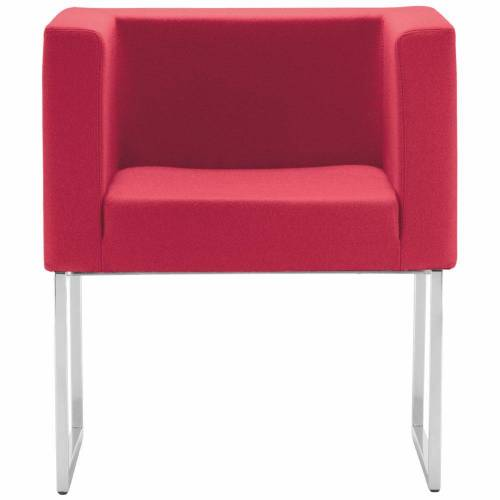 DALLAS Sessel mit Kufengestell