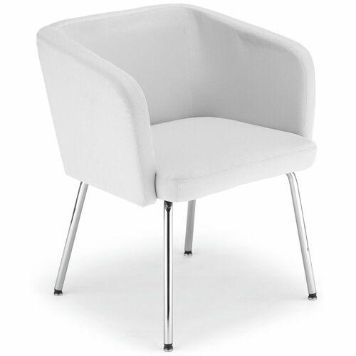 HELLO! Sessel mit 4-Fuß-Metallgestell