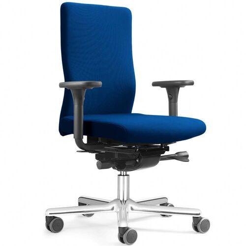 LÖFFLER+ Sitz Nr. 7 Drehstuhl mit Viskoelastischer hart Sitz