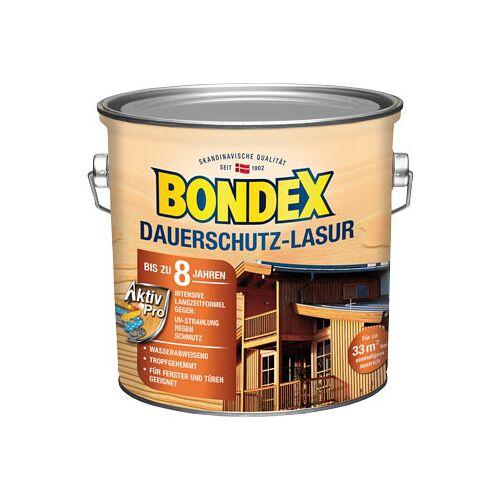 Bondex 2er-Set Dauerschutz-Lasur, je ca. 2,5 l, Mahagoni Mahagoni